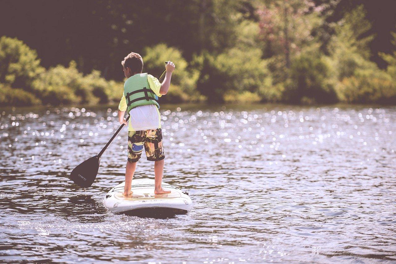 paddle-kid